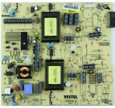 Vestel 17IPS19-3 / 17IPS19-4 Power Board REPAIR KIT Hitachi 32H8L02 40HXC06U TV