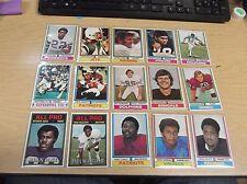 1974 TOPPS FOOTBALL #32 DAN DIERDORF CARDINALS EXCELLENT--STORE