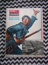 vie du rail 1968 14-18 CIWL WW1 PICQUIGNY OHIS ROYE LAHEYCOURT REBRAINVILLER DAN