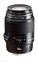 Canon EF 100 mm f/2.8 Macro USM Lens - Black