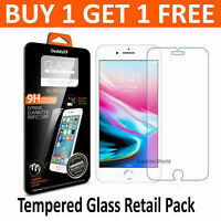 Screen Protector For Apple iPhone 8 – Tempered Glass 100% Genuine