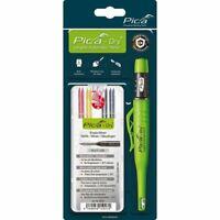 PICA DRY® 30404 Longlife Water Jet Resistant Permanent Automatic Pencil Bundle