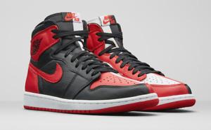 Nike Air Jordan Retro 1 High OG Homage To Home 861428 161 Banned Chicago Size