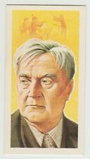 Original 1960s UK Trade Card - Lark Ascending Composer Ralph Vaughan Williams