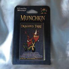Munchkin Expansion Pack - Dragon's Trike - Steve Jackson Games