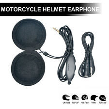 Motorcycle Helmet Earphone Stereo Headset for Phone MP3 Music Device 3.5mm MA520