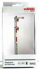 Märklin H0 70412 Hauptsignal mit Gittermast Digital Neu