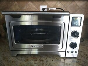 KitchenAid Countertop Oven 12-Inch Stainless Steel Model KCO275SS