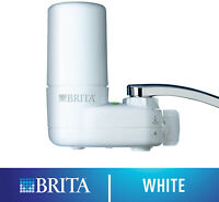 NEW Brita Basic On Tap Faucet Water Filter System 1 Filter Replaces ~750 bottles