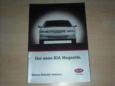 49804) Kia Magentis Prospekt 03/2001