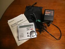 Sony Walkman Mini Disc - Model Mz-R70 - Preowned