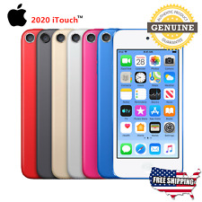 >>Apple iPod Touch 7th Gen 32GB 128GB 256GB Blue Gold Gray Pink Red - WARRANTY<<