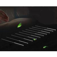 50pcs/lot acupuncture aiguille jetable aiguilles stériles à usage unique 8tailTR