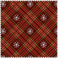 CLOSEOUT! -- Maywood Studio - Christmas Classics - Red Plaid
