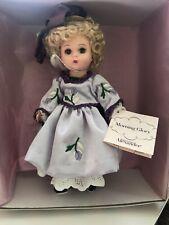 "Madame Alexander 8"" Morning Glory Blond Wendy Doll Original Box Hang Tag"