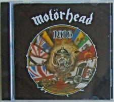 MOTORHEAD - CD - 1916 - BRAND NEW