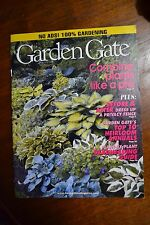 ~  GARDEN GATE PLANT HOW TO EDUCATIONAL MAGAZINE JOURNAL 2005 BUY MORESAVE A LOT