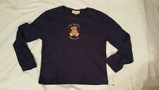 """Women's Long Sleeve Tee """"This Grandma Is Beary Loved"""" Size Petite Small NWT"""