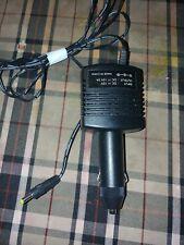 12V 12-Volt Dc 2.1mm Car Cigarette Lighter Power Plug Cord Adapter Cable .