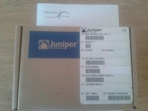 JXM-1SFP-S, Juniper 1xGigabit Ethernet Single-port 1 YEAR WARRANTY FREE SHIPPING