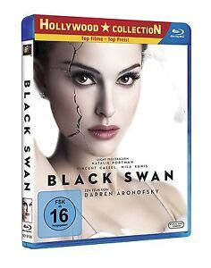 °BLACK SWAN°BluRay ein Film Von Darren Aronofsky mit  Natalie Portman 2012