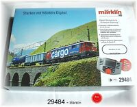 "Märklin 29484 Digital-Startpackung ""Schweizer Güterzug"" mit MS 60653 #NEU OVP#"