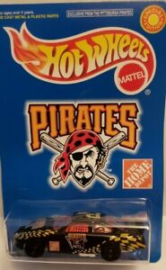 Hot Wheels Pittsburgh Pirates Home Depot Special Edition Ford Taurus Sealed