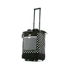 Olympia Women's   Rolling Shopper Tote RS-100 Black Size OSFA