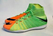 Nike Men's HypervenomX Proximo II DF IC Indoor Soccer Shoes Size: 11.5