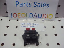 Harman Kardon AVR 20 ii Original Speaker Terminal Rear Parting Out HK AVR 20 ii.