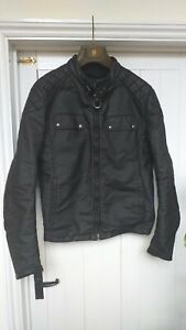 Belstaff XMAN motorcycle jacket size large. Excellent condition.