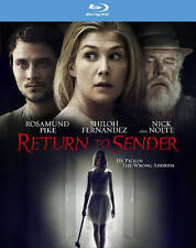 Return to Sender (Blu-ray Disc, 2015, Widescreen) Rosamund Pike, Nick Nolte