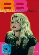 Brigitte Bardot - Collection - 4 DVD's