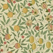 WR8048/1 William Morris FRUIT Wallpaper