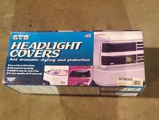 NEW GTS Headlight Covers 84-85 Audi 5000 Smoke GT0500S  *FREE SHIPPING*
