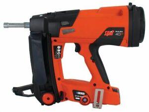Spit Pulsa 40P+ Cordless Gas Nailer with 20 Pin Magazine - 019653