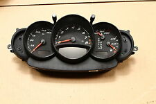 Porsche 986 Boxster Instrument Cluster Speedometer Tiptronic Automatic 81k miles