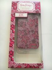Lilly Pulitzer Sigma Kappa iphone Case Cover Pink Floral New in Box $30 One Way