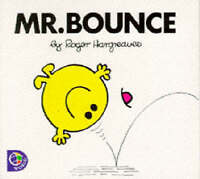 Mr. Bounce (Mr. Men Library), Hargreaves, Roger, Very Good Book