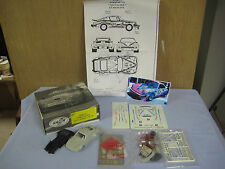 "NEW UNBUILT, GAMMA Porsche 934 ""ASA CACHIA"" Le Mans 1976, GMK-71, 1/43 Resin Kit"