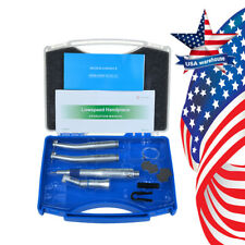 US Stock Dental NSK Style Pana Max 2 Holes High & Low Speed Handpiece Kit EX203C