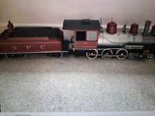 More details for bachmann g gauge 4-6-0 locomotive with tender, sound, lights, smoke