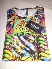 Versace  Versus Multicolor  T- Shirt  Jersey  size M