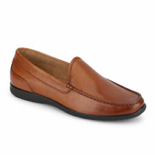Dockers Mens Lindon Genuine Leather Dress Casual Slip-on Comfort Loafer Shoe
