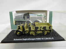 eso-9619 Blitz 72 Schwerer Zugkraftwagen Famo 18 T (Sd.Kfz.9) L:ca.11cm