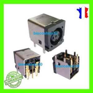Connecteur alimentation Asus ROG G750 Dc power jack cable