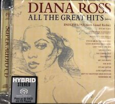DIANA ROSS - ALL TIME GREAT HTIS (SACD) MADE IN JAPAN