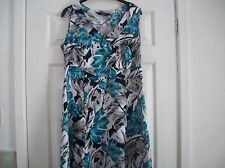 NICE COTTON  SUMMER DRESS FROM BM..SIZE 12