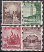 3rd Reich Nazi Breslau Sports Festival Set 1938 MNH!!  Combined shipping!