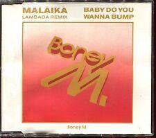 BONEY M. - MALAIKA (LAMBADA REMIX) - CD MAXI [1345]